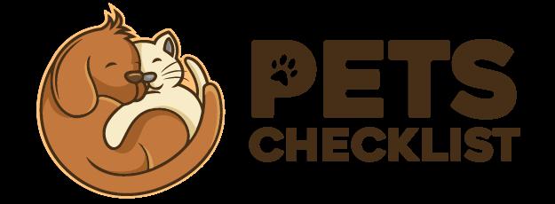 Pets Checklist