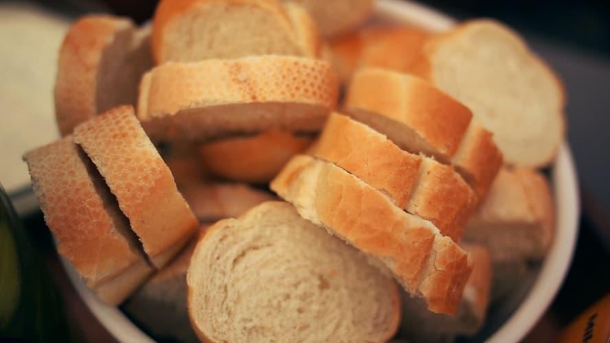 Bird Food Types - bread